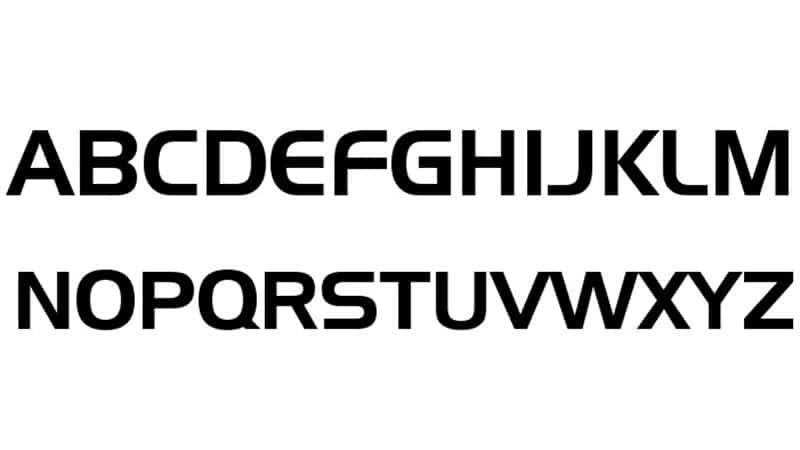 Handel Gothic Font Download [Direct Link]