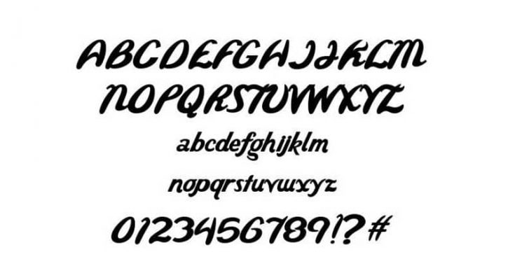 Reeses Font Free Download [Direct Link]