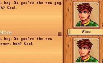 Stardew Valley Font Family