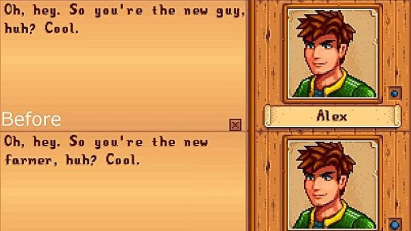 Stardew Valley Font Free Download [Direct Link]