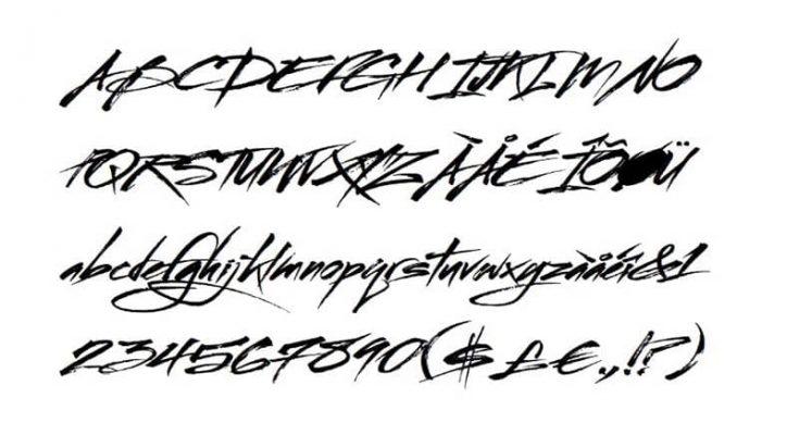 Streetbrush Font Free Download [Direct Link]