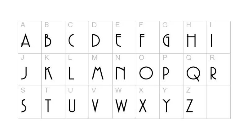 Gatsby Font Free Download [Direct Link]