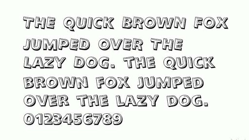 Looney Tunes Font Free Download [Direct Link]