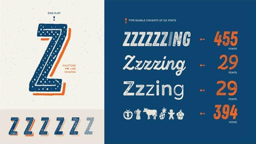 Zing Rust Font Free Download [Direct Link]