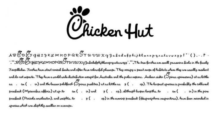 Chick Fil Font Free Download [Direct Link]