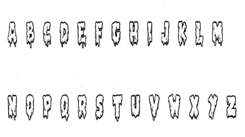 Slime Font Free Download [Direct Link]