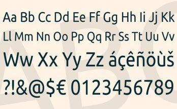 Ubuntu Font Free Download [Direct Link]