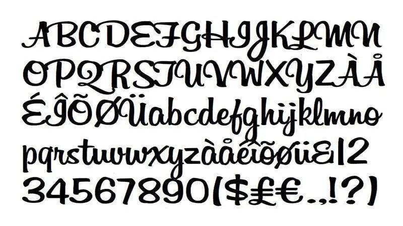 Billabong Font Free Download [Direct Link]