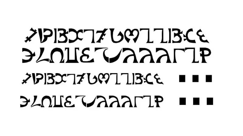 Enochian Font Free Download [Direct Link]