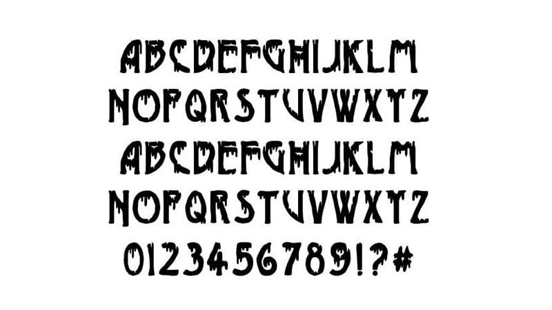 Phantom of the Opera Font Free Download [Direct Link]