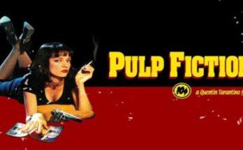 Pulp Fiction Font Free Download [Direct Link]