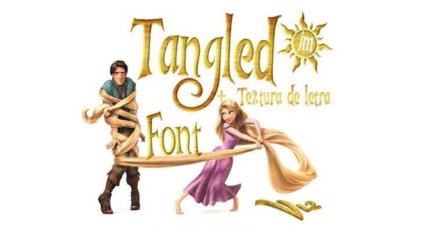 Tangled Font Free Download [Direct Link]