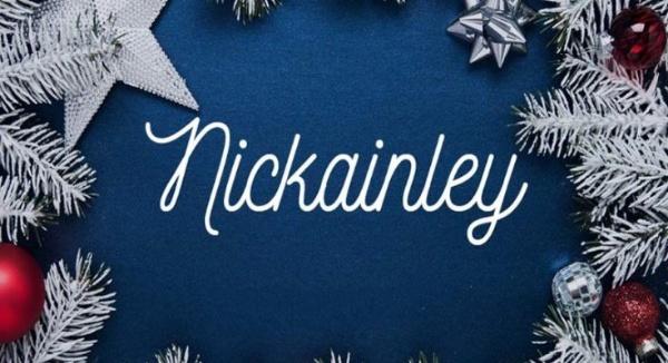 Nickainley Font Free Download [Direct Link]