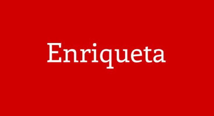 Enriqueta Font Free Download
