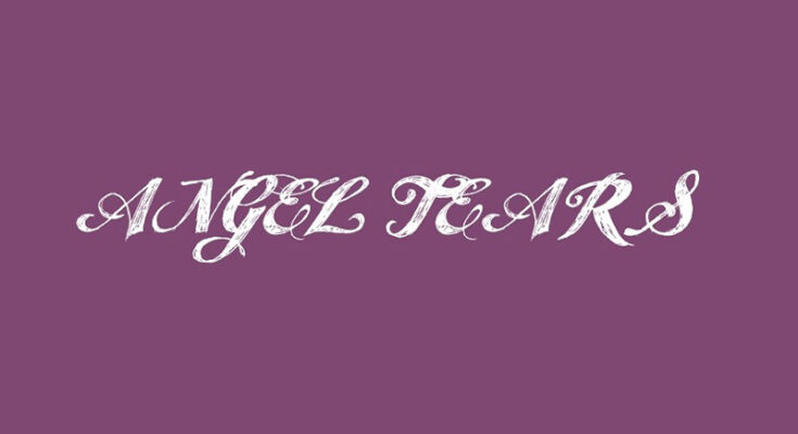 Angel Tears Font Free Download [Direct Link]