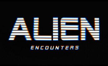 Alien Encounters Font Free Download