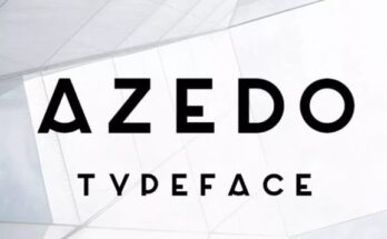 Azedo Font Free Download