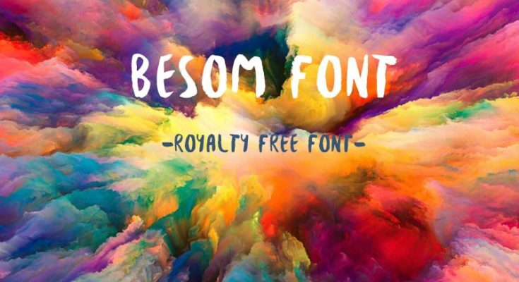 Besom Font Free Download