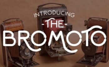 Bromoto Font Free Download