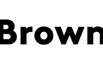 Brown Font Free Download