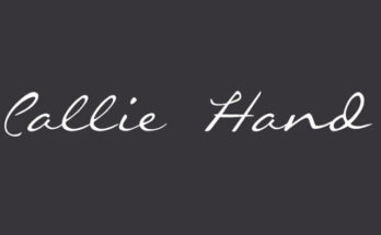 Callie-Hand-Font-Family-Free-Download