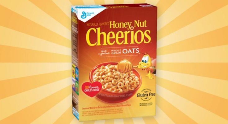 Cheerios Font Free Download