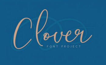 Clover-Font-Family-Free-Download