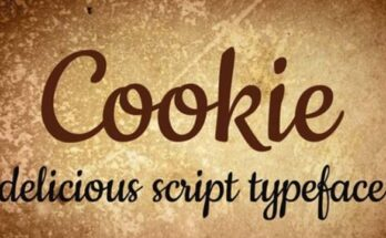 Cookie Font Free Download