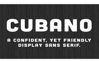 Cubano-Font-Family-Free-Download
