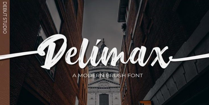 Delimax Font Free Download