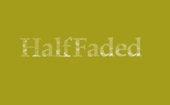 Half-Faded-Font-Family-Free-Download