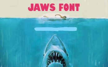Jaws Font Free Download