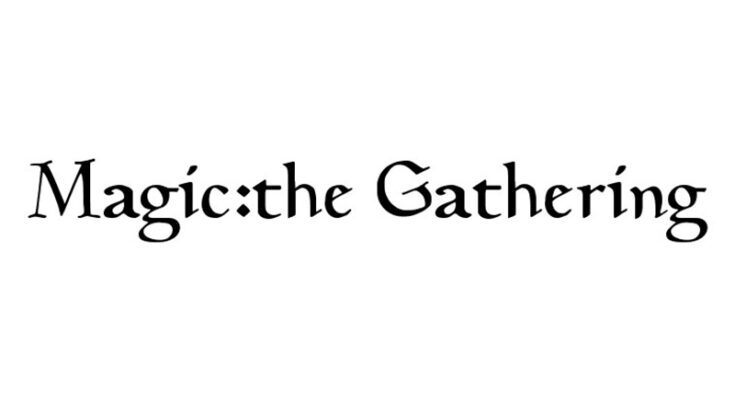 Magic The Gathering Font Free Download