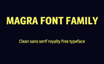 Magra-Font-Family-Free-Download