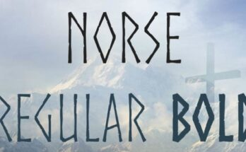 Norse Font Free Download
