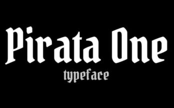 Pirata One Font Free Download