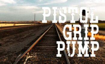 Pistol Grip Pump Font Free Download