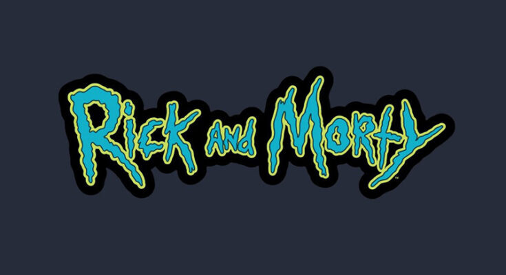 Rick and Morty Font Free Download