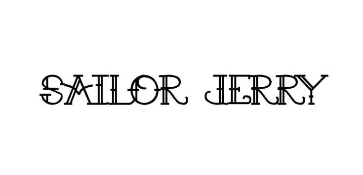 Sailor Jerry Font Free Download