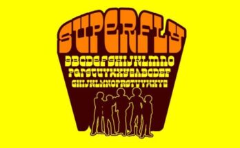 Superfly Font Free Download