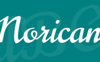 Norican Font Free Download